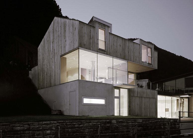 Holz100 - Modern wohnen