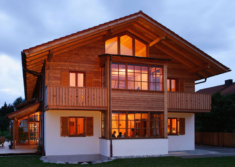 Holz100 - Zimmerei Reger